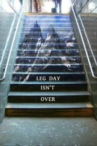 The Challenge After Leg Day