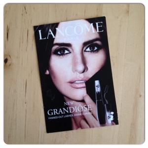 Lancome's Grandiose