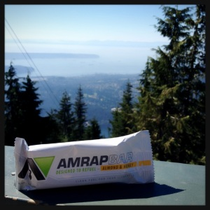 AMRAP Hikes the Grind