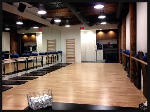 Barre Fitness Yaletown Studio