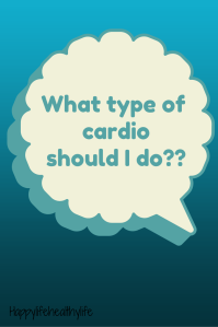 What type of cardioshould I do--