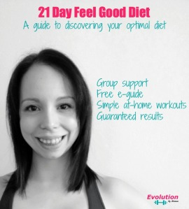 21 Day Feel Good Diet