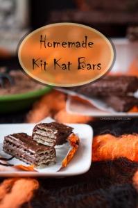 Homemade Kit-Kat Brs