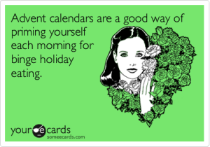 Holiday Binge