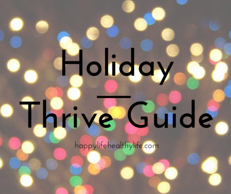 Holiday Thrive Guide